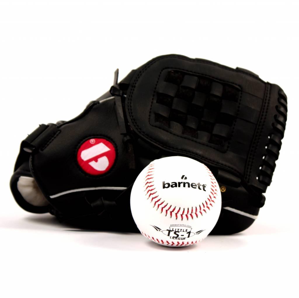 "GBJL-3 Baseball Kit, Glove - Ball, Youth (JL-110 11"", TS-1 9"")"
