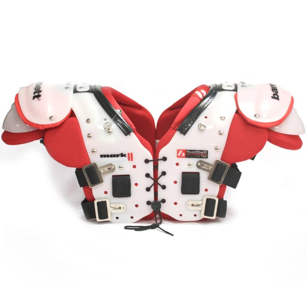 98cc0c768e5 football shoulder pad - Barnett Sports Inc