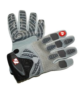 FRG-02 New generation receiver football gloves, grey