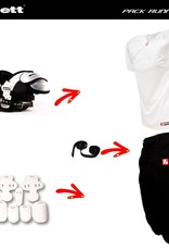 Pack Running Football set