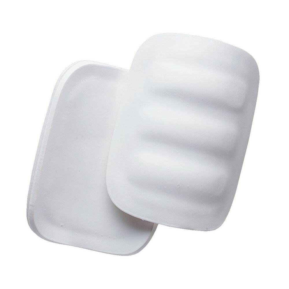 FTP-01 American Football Thigh protections, Receiver, one size, White
