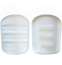 FTP-03 American Football Thigh protections, light, one size, White
