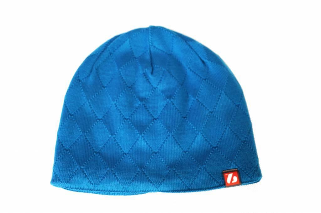 ANTON Winter Head Cap, Blue