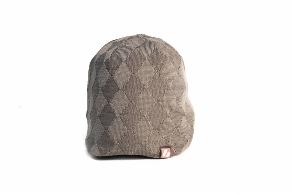 ANTON Winter Head Cap, Grey