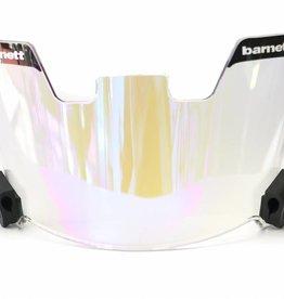 Barnett Football Eyeshield / Visor, revo blue, eyes-shield