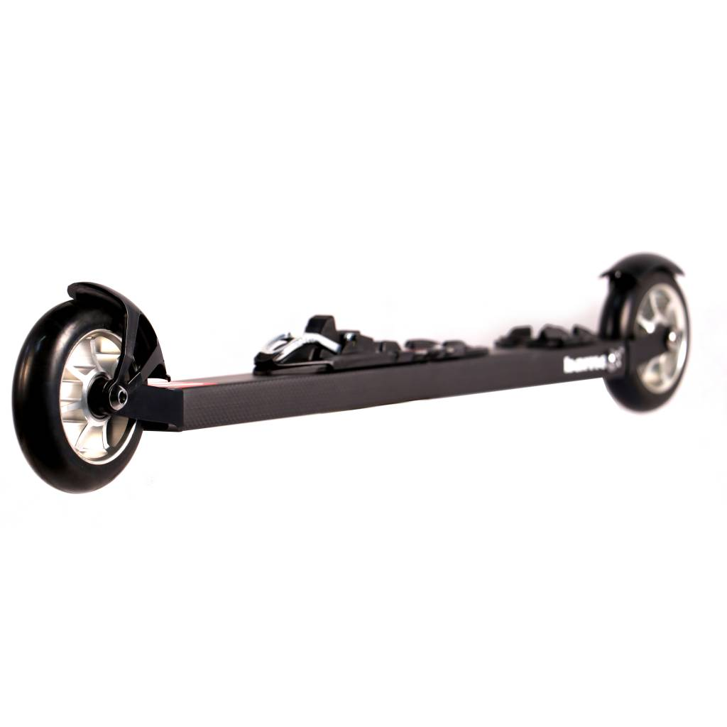 RSE-530  Roller Ski Beginner BLACK