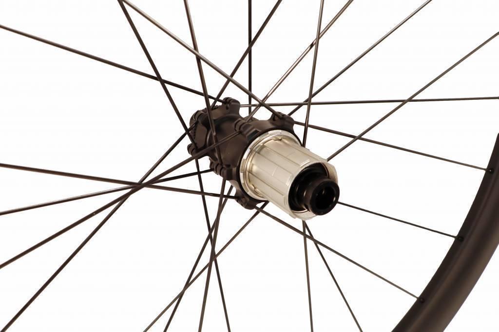 WRC-01 TUBELESS Carbon Bike Wheels (Pair)