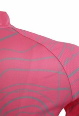 Bike textile - Long-sleeved Jersey, Pink