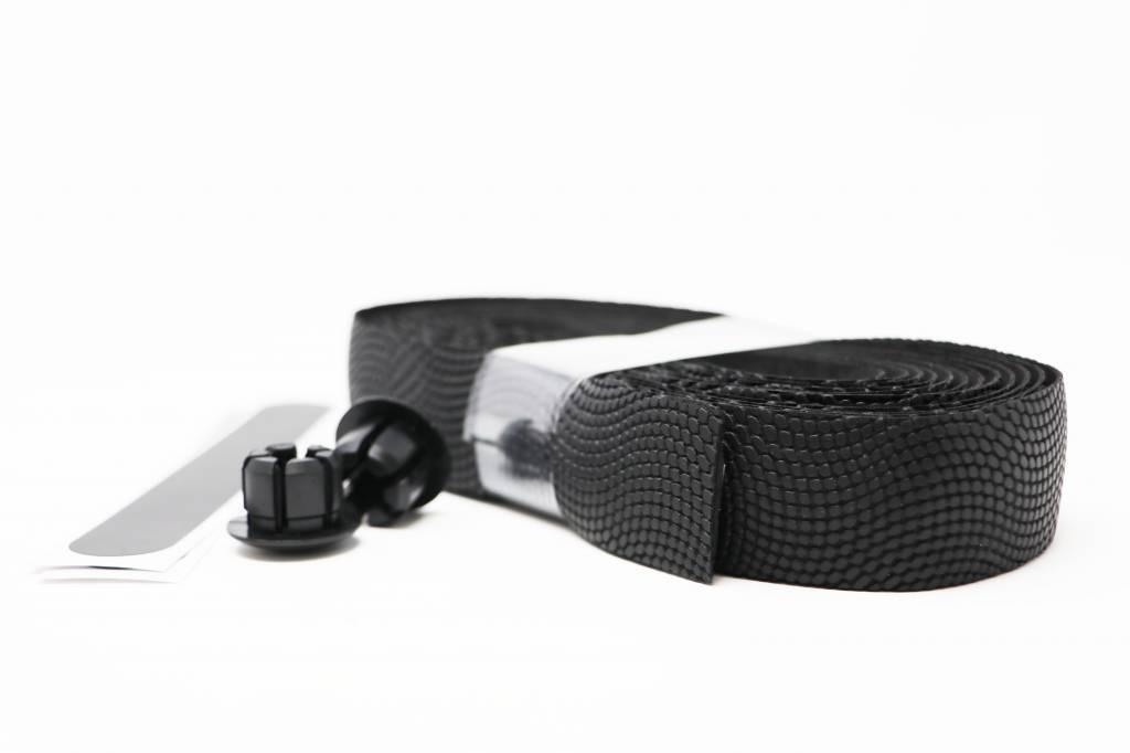 GH-04 Carbon handlebar tape P.U. ultra-resistant