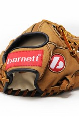 "SL-115 Baseball gloves in leather infield/outfield size 11.5"", Brown"