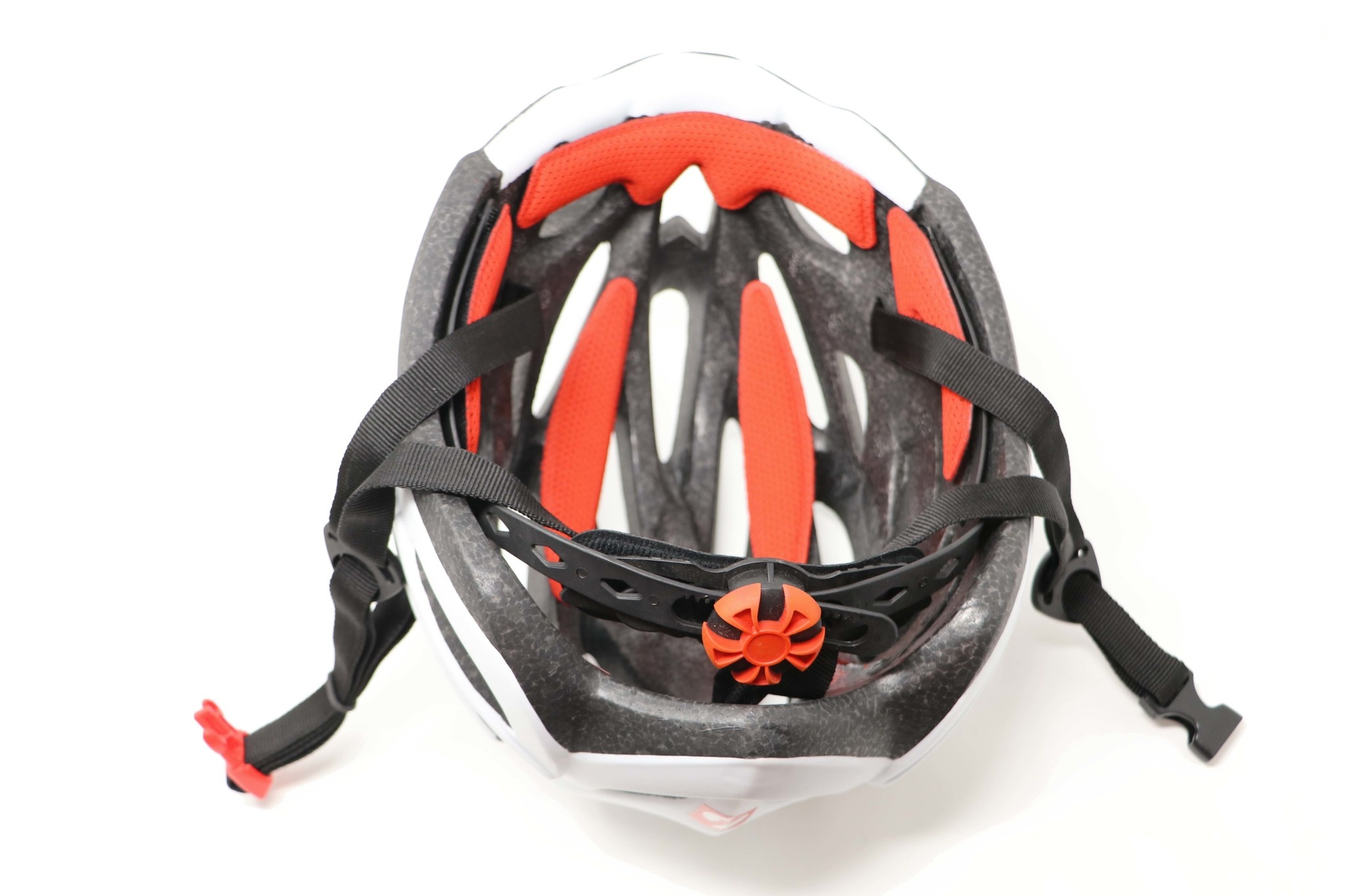 H93 Bicycle and Rollerski helmetWHITE