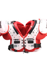 MARK I football shoulder pads, Red