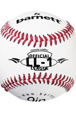 """LL-1 Match and practice baseballs, Size 9"""", White, 2 pieces"""
