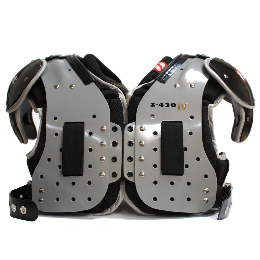 Z-430 IV Elite Football shoulder pads OL-DL
