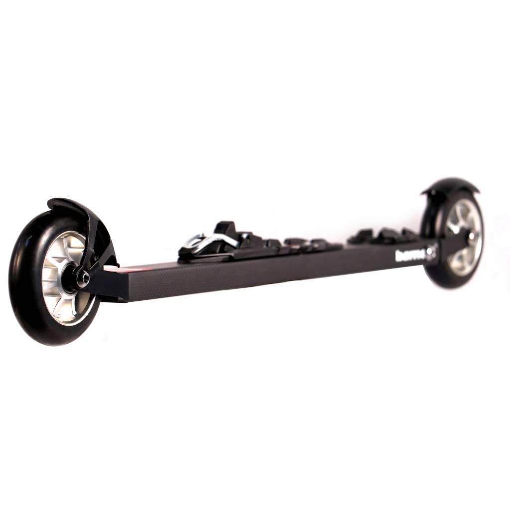 RSE-610  Roller Ski Beginner BLACK