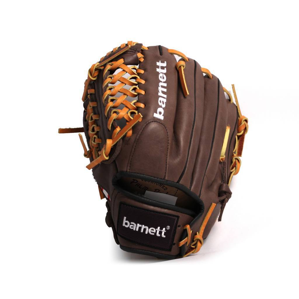 """GL-115 Competition infield  baseball glove 11.5"""", Brown"""