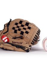 "Barnett GBSL-3 Baseball set, Leather 11"" Glove & ball (SL-110, LL-1)"