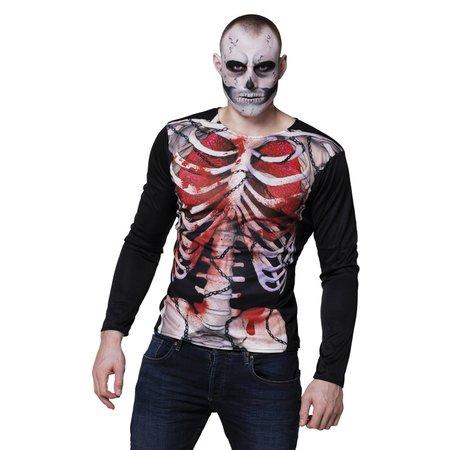 T-Shirt Creepy carcass Halloween