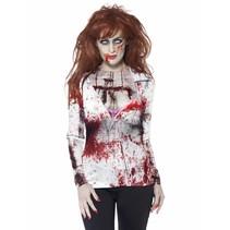 Zombie T-Shirt dames