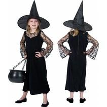 Heksen diva Halloween kind