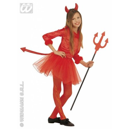 Dancing Duivels meisje kind