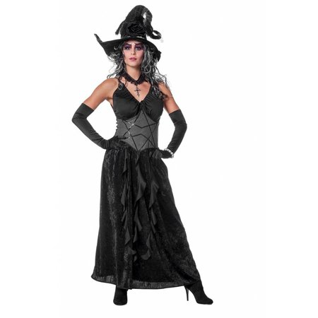 Black Angel jurk Halloween