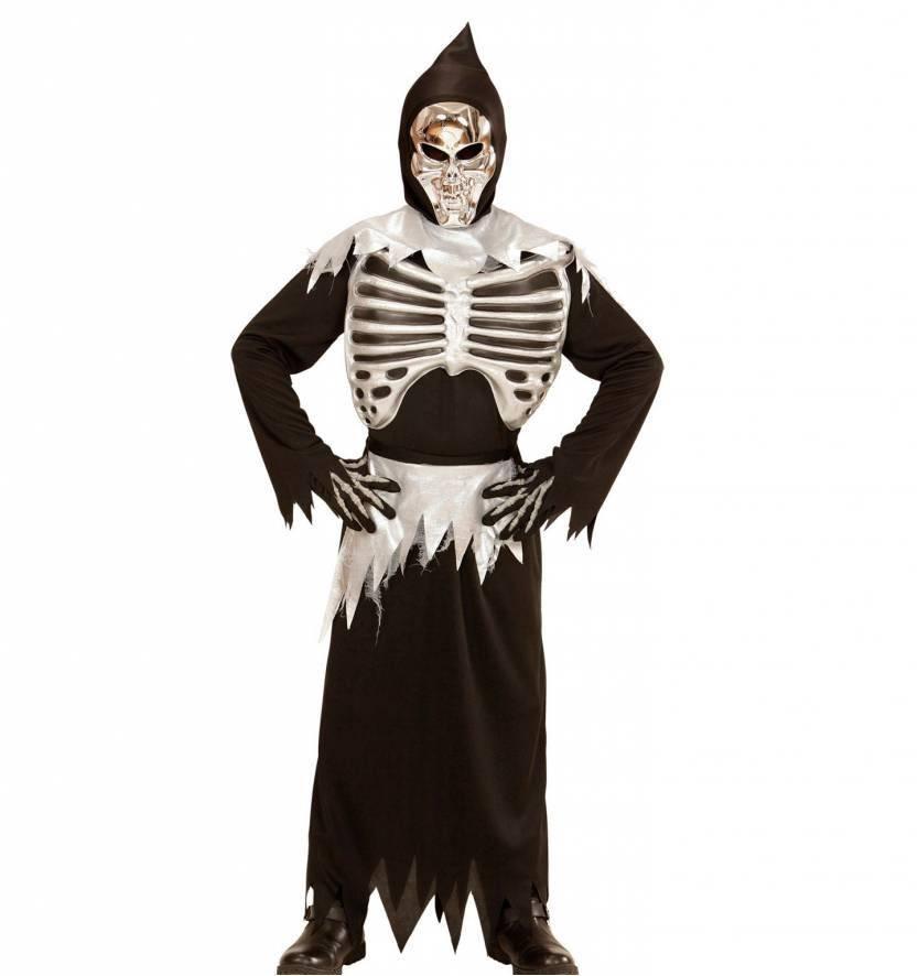 Halloween Kostuum Magere Hein.Magere Hein Halloween Kostuum Kind