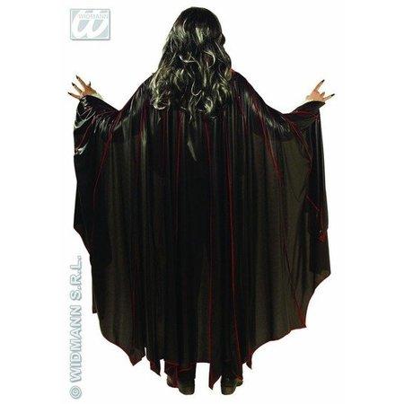 Dracula cape Vampier met kraag 150cm