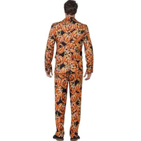 Pompoen Halloween kostuum