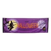 Halloween banner Midnight moon 74 x 220 cm