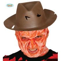 Hoed Freddy Krueger