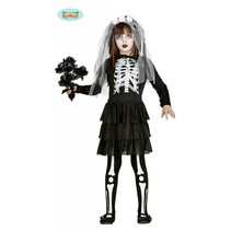 Skeleton bruidje kind
