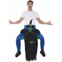 Carry me Heksen kostuum