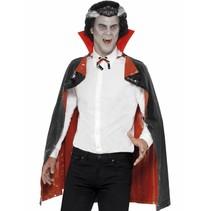 Vampier Cape omkeerbaar pvc