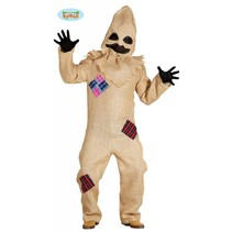 Voodoo pop kostuum halloween
