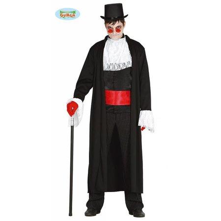 Graaf Dracula Kostuum Man