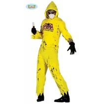 Zombie Kostuum Radioactief