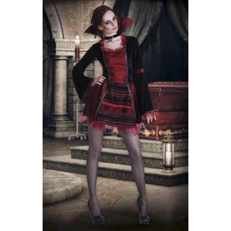 Vampieren keizerin outfit