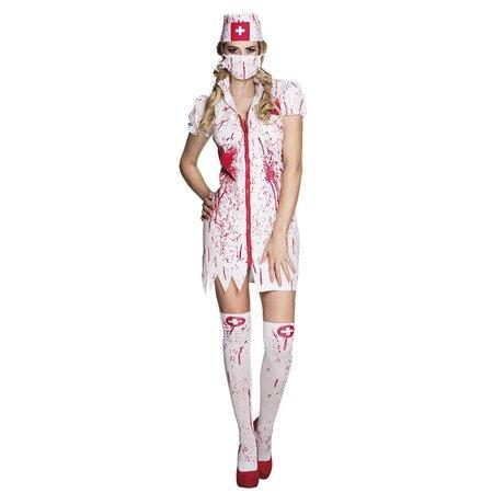 Horror Halloween pakje verpleegster