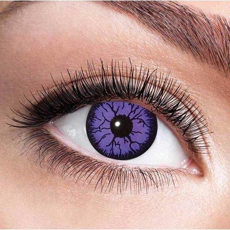 Monster Lenzen violet