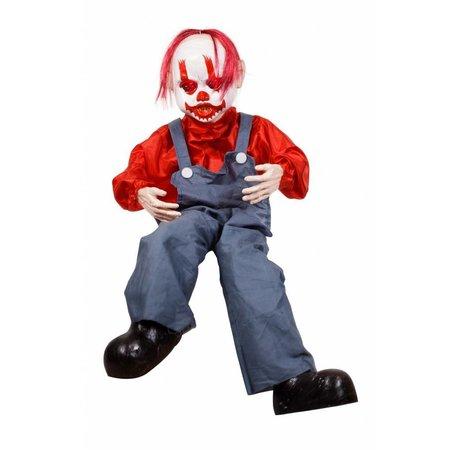 Killer Clown Halloween decoratie