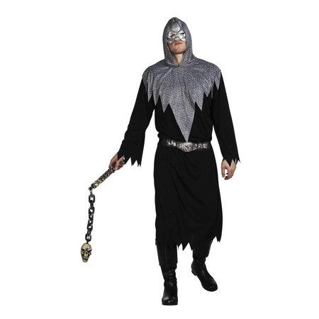 Skull Fighter Horror kostuum