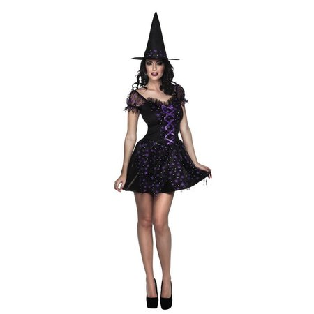 Sexy Heksen kostuum Hespera