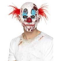Latex overhead zombie clownsmasker