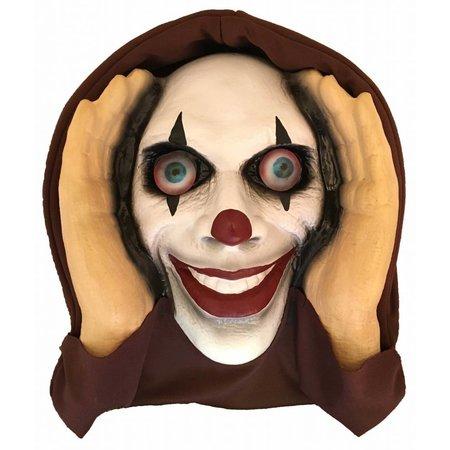 Scary Peeper Lenticular eyed Clown