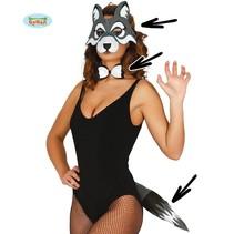 Verkleedset Wolf
