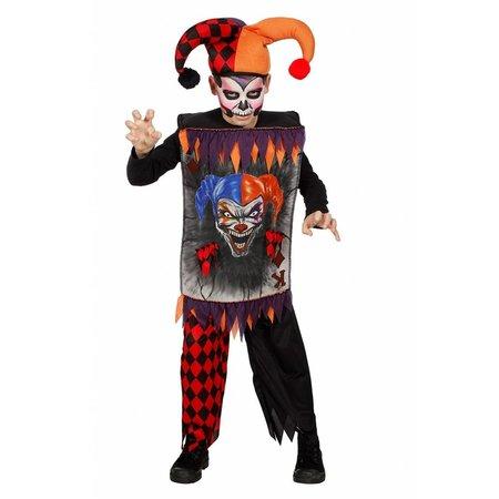 Enge Joker Kostuum Kind
