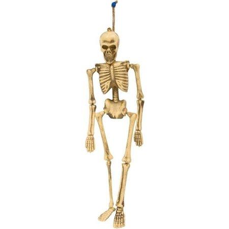 Hangdecoratie Skelet - 51x12cm