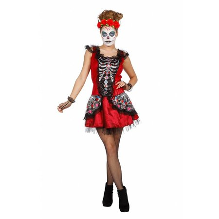 Day of the Dead jurkje dames