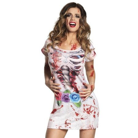 Fotorealistische jurk Horror bride